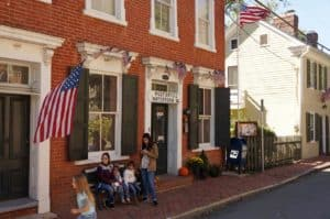 Post Office in Waterford VA