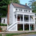 40148 main Israel Griffith House