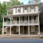 Kitty Leggett House in Waterford VA