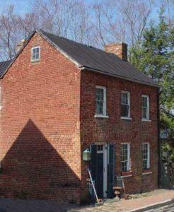 2012 40135 Main Street Waterford VA Lee Hollingsworth House
