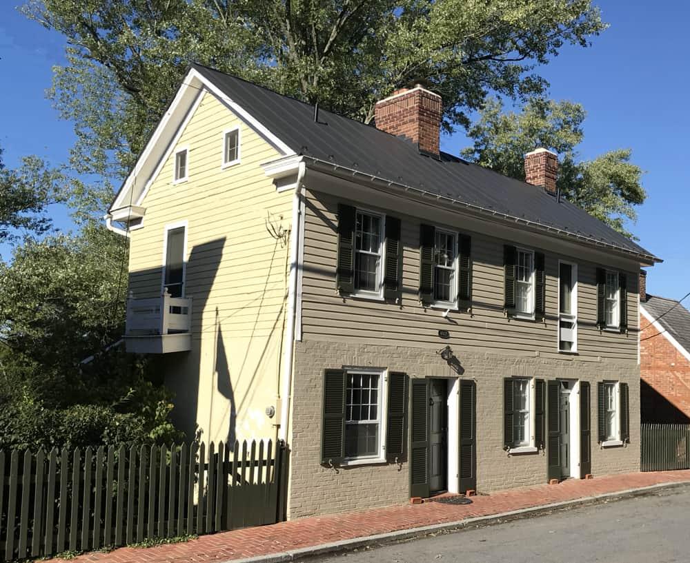 40171 Main Street waterford VA Leven Smallwood House